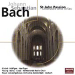 Bach: St John Passion BWV245 (highlights) (CD)