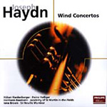 Haydn: Wind Concertos (CD)