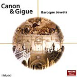 Canon & Gigue - Baroque Jewels (CD)