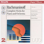 Rachmaninov: Complete Works for Piano & Orchestra (CD)