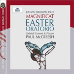 Bach: Easter Oratorio & Magnificat (CD)