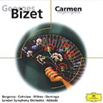 Bizet: Carmen - (Highlights) (CD)