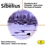 Sibelius: Sym No 2; Finlandia; Valse Triste; The Swan of Tuonela (CD)