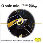 O Sole Mio - Tenor Arias and Songs (CD)