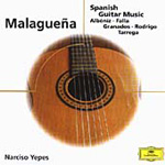 Malaguena - Spanish Guitar Music (CD)