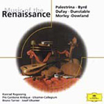 Music Of The Renaissance (CD)