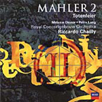 Mahler: Symphony No 2, 'Resurrection' (CD)