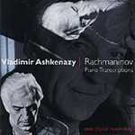 Rachmaninov: Transcriptions (CD)