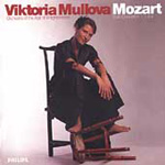 Mozart: Violin Concertos Nos 1, 3 and 4 (CD)