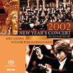 New Year's Day Concert 2002 (SACD)