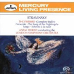 Stravinsky: The Firebird; Fireworks (SACD)
