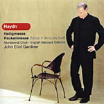 Produktbilde for Haydn: Mass Nos 9, 'Heiligemesse'; Mass No 10, Missa in tempore belli' (UK-import) (CD)