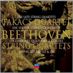 Beethoven: The Late Quartets (CD)