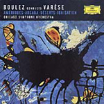 Varèse: Orchestral Works (CD)