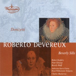Donizetti: Roberto Devereux (CD)