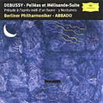 Debussy: Nocturnes (CD)