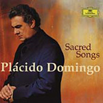 Placido Domingo - Sacred Songs (CD)