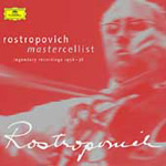 Rostropovich - Master Cellist (CD)