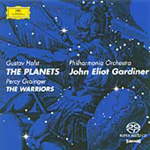 Grainger: The Warriors; Holst: The Planets (SACD)