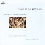 Music of the Gothic Era (CD)