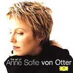 The Art of Anne Sofie von Otter (CD)
