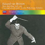 Eduard van Beinum Original Masters (CD)