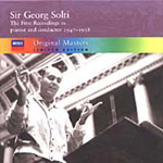 Sir Georg Solti Original Masters (CD)