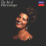 The Art of Pilar Lorengar (CD)