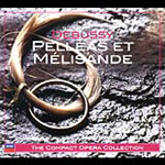 Debussy: Pelléas and Mélisande (CD)