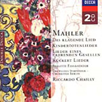 Mahler: Song Cycles (CD)