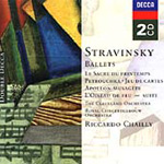 Stravinsky: Ballets (CD)