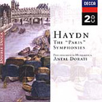 Haydn: 'Paris' Symphonies (CD)