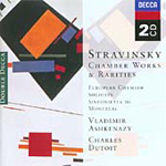 Stravinsky: Chamber Works (CD)