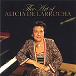 Alicia de Larrocha at 80 (CD)