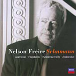 Schumann: Piano Works (CD)