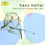 Hans Hotter (CD)