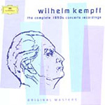 Wilhelm Kempff - Complete 1950s Concertos Recordings (CD)