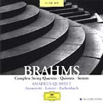 Brahms: Complete String Chamber Works (CD)