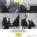 Horowitz - Complete Deutsche Grammophon Recordings (CD)