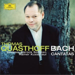 Bach: Cantatas Nos 56, 82 and 158 (SACD)