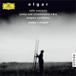 Elgar: Cello Concerto; Enigma Variations (CD)