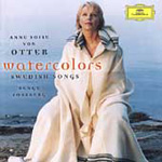 Watercolours - Swedish Songs (CD)