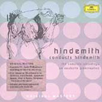 Hindemith conducts Hindemith (CD)