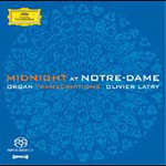 Produktbilde for Midnight at Notre Dame (UK-import) (SACD)