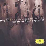 Haydn: The Seven Last Words (CD)