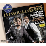 Puccini: La Fanciulla del West (CD)
