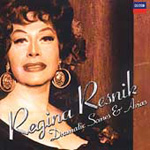 Regina Resnik - Dramatic Scenes & Arias (CD)