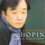 Chopin: Works for Piano and Orchestra (CD)