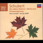 Schubert: Three Song Cycles (CD)