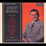 Robert Merril - Opera Recital (CD)